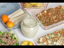 Posiłki na cały tydzień do pracy - Zamiast kanapki do pracy | Ugotowani.tv HD