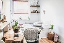Metamorfoza małej sypialni i kilka inspiracji. Zapraszam!