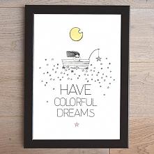 ilustracja-colorful dreams