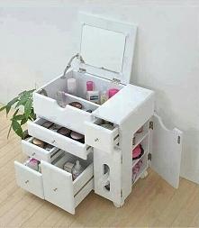 Organizer na kosmetyki :) R...