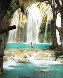 Wodospad Chiflon, Meksyk