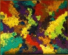 Obraz, olej na plótnie. 40 x 50 cm. Moja praca.