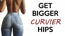 How To Get Bigger Hips | 4 ...