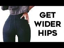 How To Get Thicker Thighs and Wider Hips | 4 Workouts For Sexy Curvy Figure!
