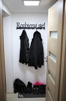 Rozbieraj się XXL - wieszak na ubrania art-steel.pl