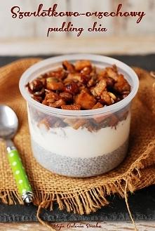 Składniki na 1 dużą porcję:      1/2 szklanki mleka     2 łyżki nasion chia  ...