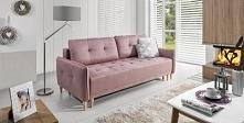 Sofa w stylu skandynawskim....