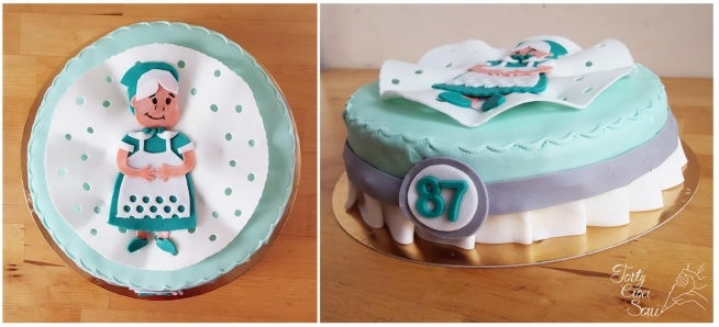 Tort dla Babci
