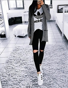 Adidas outfit♡♡♡
