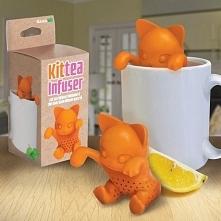 Co powiecie na takiego słodkiego kompana do herbaty?