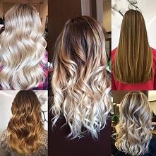 piękne włosy na wiosnę :)