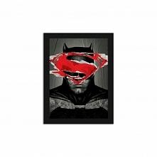 Batman v Superman: Dawn of Justice, Plakaty w ramie