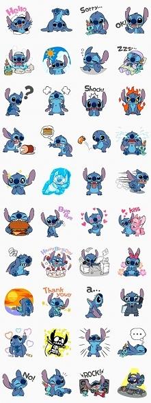 Stitch! :D