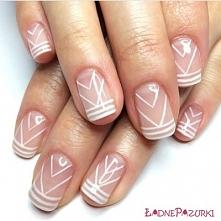 wzorki na paznokcie -ladnep...