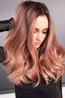 Pink blond