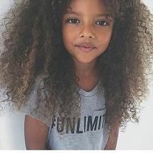 Piękna i piękne włosy ❤