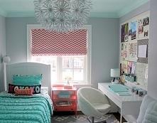 Pokój dla nastolatki <3
