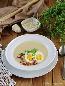 Zupa chrzanowa na Wielkanoc...