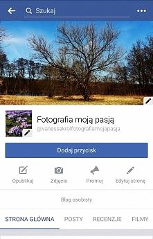zapraszam na  moją stronę na facebooku fotografia moją pasją