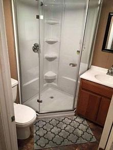 lazienka -prysznic