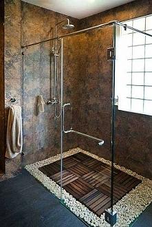 prysznic.. :)
