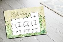 Kalendarz na kwiecień. Co prawda ten miesiąc już trwa, ale co zaszkodzi ;) Jeśli jest ktoś chętny, to zapraszam na bloga fitkraina.blogspot.com Tam jest więcej informacji jak ow...