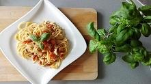 Przepis na proste, wegańskie, TRZYskładnikowe, 100% naturalne spaghetti!   po...