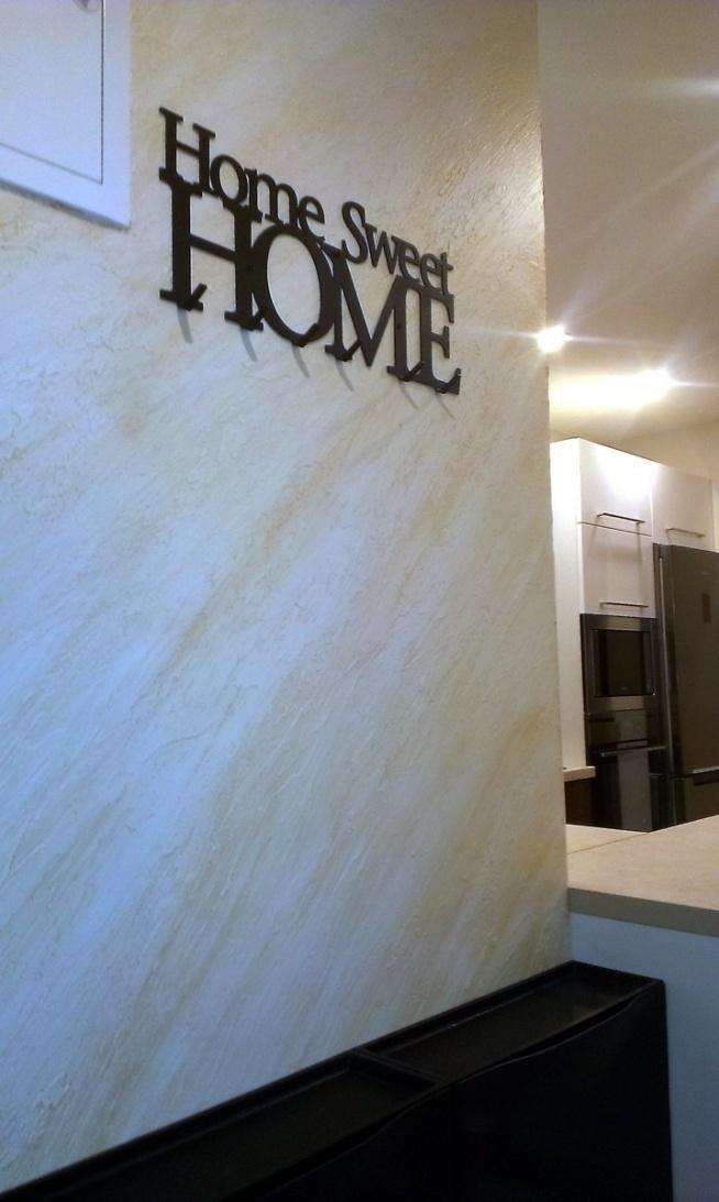 Home Sweet Home - wieszak na ubrania - art-steel.pl