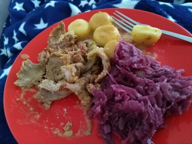 kuchnia śląska   Nie ma jak domowy, śląski obiad :).