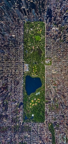 Central Park, Nowy Jork, USA