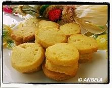 Cytrynowe kruche ciasteczka (po przepis, kliknij na foto)