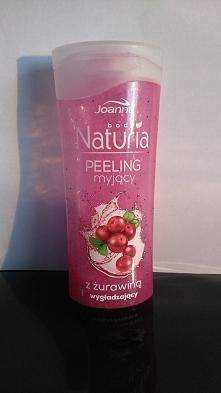 Peeling myjący body Naturia...