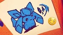 Ktoś wie jaki to pokemon? ^-^ ;p