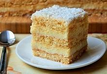 Pokusa Pameli (sernik przekładany) Składniki CIASTO 500 g mąki pszennej typ 500 1 szklanka cukru 200 g masła 2 jajka 1 żółtko 2 łyżki śmietany 1 łyżeczka proszku do pieczenia zi...