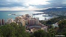 Malaga w Hiszpanii