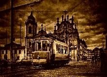 """""""tramwaj zakwitł na przystanku jak róża..."""" E.Stachura"""