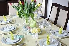 Pomysły na dekorację stołu ...