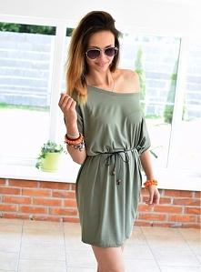 Genialna sukienka / tunika SEMPLICE. Ottanta - sklep online