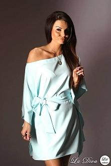 Gejsza - regulowane kimono, ukryje wszelkie niedoskonałości, subtelna mięta Rozm 36-44 Cena 140zł Zapraszam na zakupy do Hana Fashion :) (komentarz lub priv)