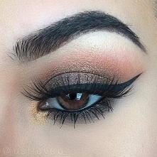 Przepiękne makijaże w stylu GLAMOUR > zainspiruj się i wykonaj tak makijaż