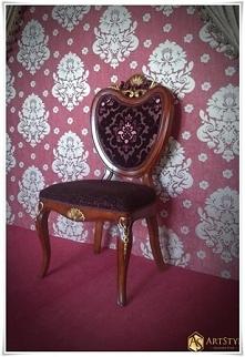 Krzesło w stylu Ludwika 9006