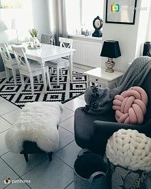 Poduszki dekoracyjne supełki, knot pillow - salon, dekoracje, dodatki do domu...