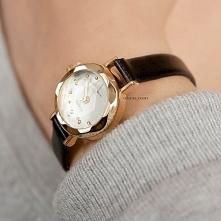 zegarek kobiecy delikatny -...