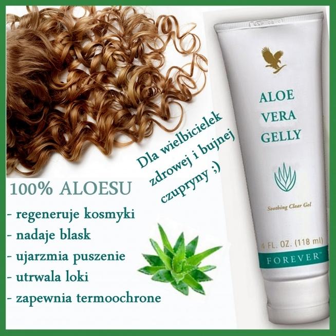 Coś dla włosomaniaczek :) Naturalny produkt do pielęgnacji włosów, czysty miąższ aloesowy osadzony na obojętnym żelu. Produkt zawiera 100% aloesu! Jest świetny na włosy i ma baaardzo wiele innych cennych zastosowań:) Zachęcam do wypróbowania Chętnie odpowiem na wszelkie pytania. Możliwość zakupienia z 15% rabatem, więcej info na priv: zaneta.forever@gmail.com