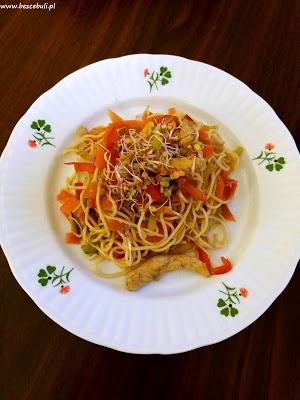 Przepis na stir-fry z kurczakiem, czyli danie inspirowane kuchnią azjatycką
