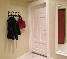 Wieszak na ubrania Łódź - a...