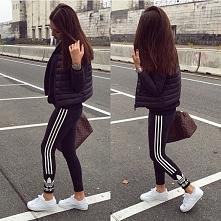 Adidas, legginsy ;)