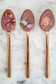 czekoladowe łyżki 2