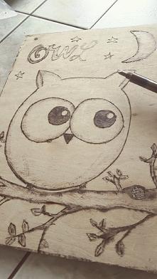 Pirografia (wypalanie w drewnie)