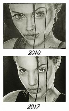 Angelina Jolie tym razem mniej przypomina Golluma :D